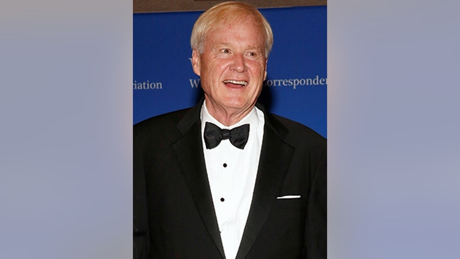 Chris Matthews, pictured here in April, has hosted MSNBC's 'Hardball with Chris Matthews' since 1997.