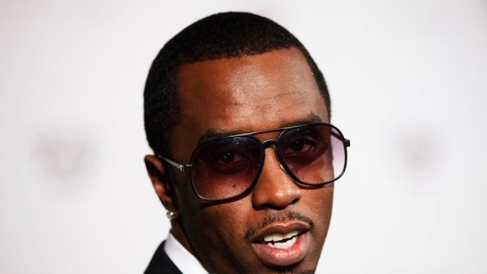 Combs sean nude diddy