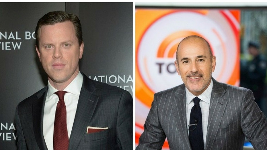 "Willie Geist said he was shocked that former ""Today"" show host was fired for sexual misconduct."