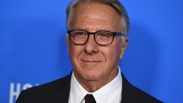 In this Aug. 2, 2017 file photo, Dustin Hoffman arrives at the Hollywood Foreign Press Association Grants Banquet at the Beverly Wilshire Hotel in Beverly Hills, Calif. More women are accusing Hoffman of sexual misconduct, including allegations from a playwright who on Thursday, Dec. 14, 2017, accused the actor of exposing himself to her in a New York hotel room in 1980 when she was 16-years-old.