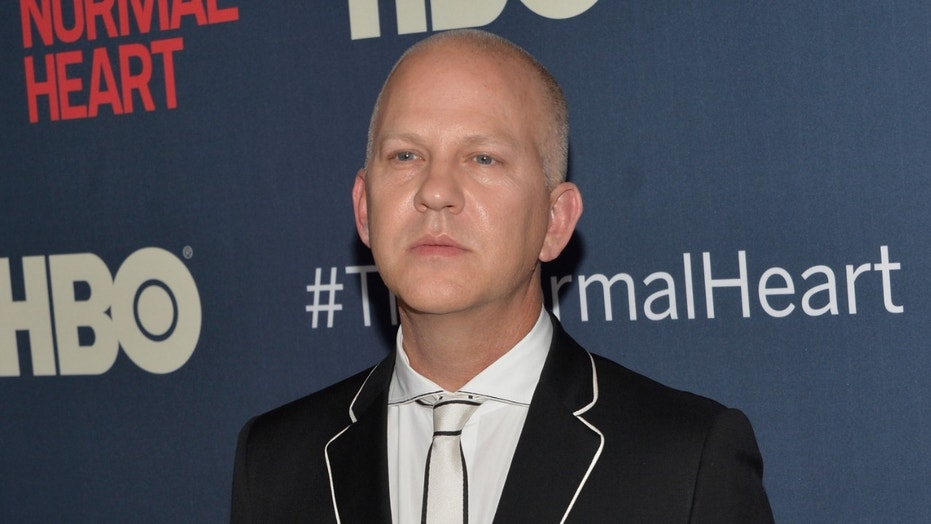 "NEW YORK, NY - MAY 12:  Executive Producer and Director Ryan Murphy attends the New York premiere of ""The Normal Heart"" at Ziegfeld Theater on May 12, 2014 in New York City.  (Photo by Ben Gabbe/Getty Images)"