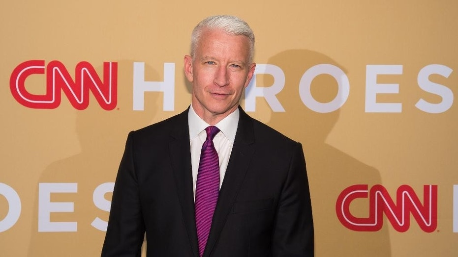 "Anderson Cooper was ""surprised"" that CNN stood for Cannabis News Network on New Year's Eve."