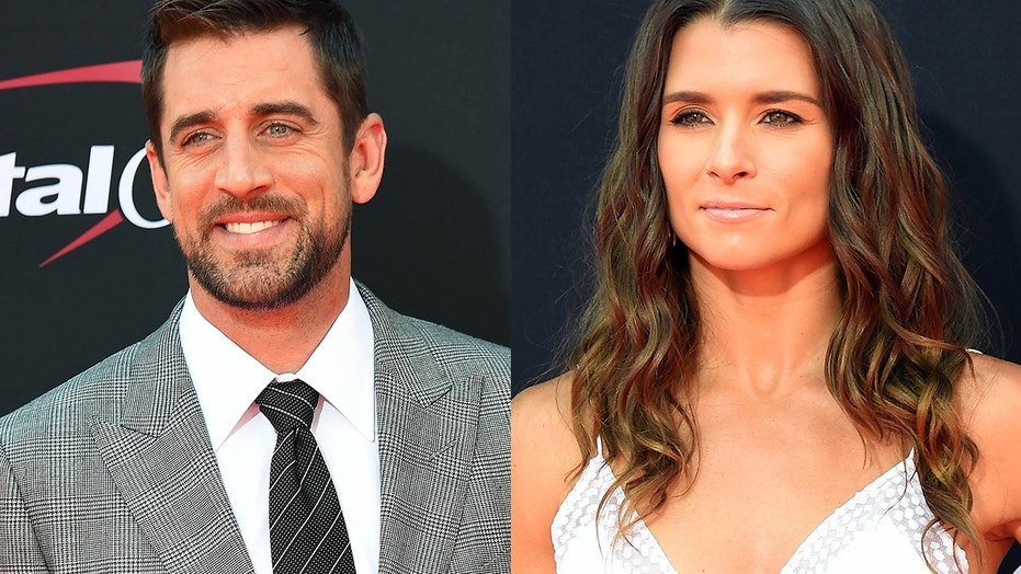 Aaron Rodgers and Danica Patrick are reportedly dating