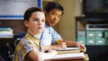 """An Eagle Feather, a String Bean, and an Eskimo"" -- Pictured: Sheldon (Iain Armitage) and Tam (Ryan Phuong). When Sheldon moves to Dallas to attend a school for gifted children, the family struggles to cope with his absence, on YOUNG SHELDON, Thursday, Jan. 4 (8:31-9:01 PM, ET/PT) on the CBS Television Network. Photo: Monty Brinton/CBS ©2017 CBS Broadcasting, Inc. All Rights Reserved."