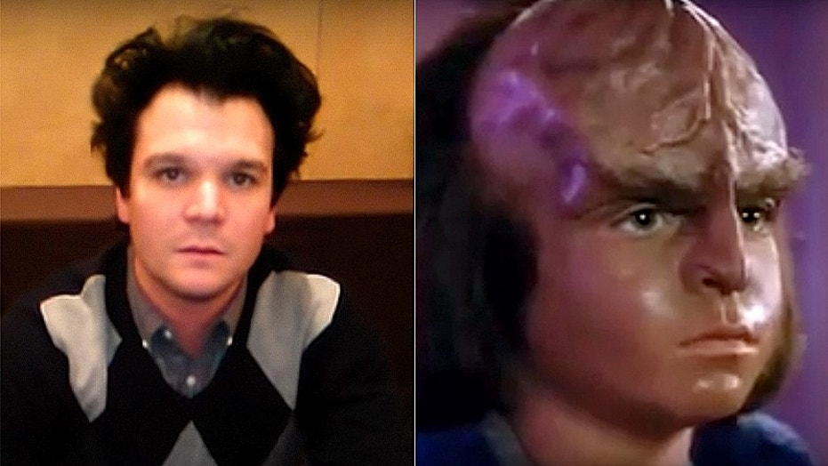 "Jon Paul Steuer played Alexander Rozhenko in ""Star Trek: The Next Generation."" He died on New Year's Day at the age of 33."