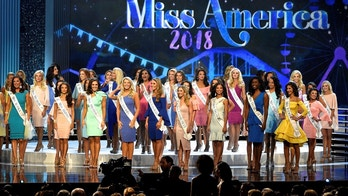 Contestants compete in the Miss America competition in Atlantic City, New Jersey, U.S. September 10, 2017. REUTERS/Mark Makela - RC1AA6A62020