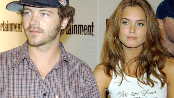 Danny Masterson and Bobette Riales during 2nd Annual Entertainment Weekly 'It List' Party at The Roxy in New York City on June 23, 2003.