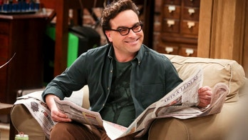 """The Solo Oscillation"" -- Pictured: Leonard Hofstadter (Johnny Galecki). When Sheldon kicks Amy out to work solo, she and Leonard bond during a series of science experiments. Also, Bert the geologist replaces Wolowitz in the band Footprints on the Moon, and Sheldon finds Penny a surprising source of scientific inspiration, on THE BIG BANG THEORY, Thursday, Jan. 11 (8:00-8:31 PM, ET/PT) on the CBS Television Network. Laurie Metcalf returns as Sheldon\'s mother, Mary. Photo: Michael Yarish/Warner Bros. Entertainment Inc. © 2017 WBEI. All rights reserved."