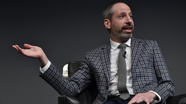 "WASHINGTON, DC - DECEMBER 1: Noah Oppenheim participates in a panel discussion after the premiere of Fox Searchlight Pictures ""Jackie"" at the Newseum on December 1, 2016 in Washington, DC. (Photo by Larry French/Fox/PictureGroup)"