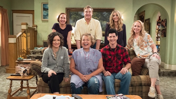 "ROSEANNE - ""Roseanne,"" the timeless sitcom that broke new ground and dominated ratings in its original run, will return to ABC with all-new episodes, in a special hour-long premiere, TUESDAY, MARCH 27 (8:00-9:00 p.m. EDT). ""Roseanne"" will air in its regular time slot, 8:00-8:30 p.m., beginning TUESDAY, APRIL 3. (ABC/Adam Rose)