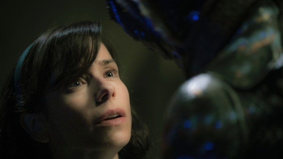 "Guillermo del Toro's ""The Shape of Water"" receives 12 nominations for the 2018 BAFTAs, starring Sally Hawkins."