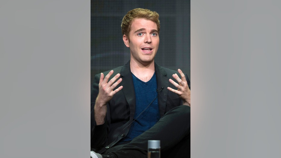 "YouTube star Shane Dawson, pictured here at the Starz television series ""The Chair"" during the 2014 TCA press tour, recently issued a video apology to his fans."
