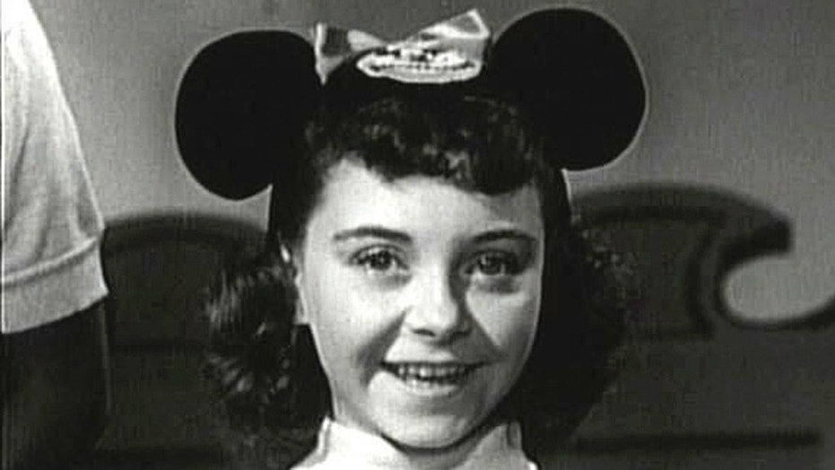 "Former ""Mickey Mouse Club"" Mouseketeer Doreen Tracey died on Jan. 10 at age 74."