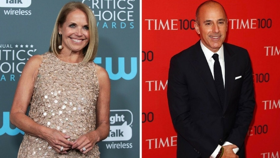 Katie Couric opened up for the first time regarding Matt Lauer's abrupt firing from NBC.