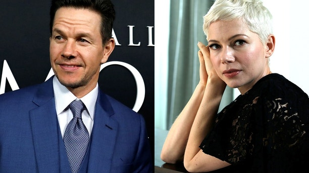 mark wahlberg michelle williams reuters