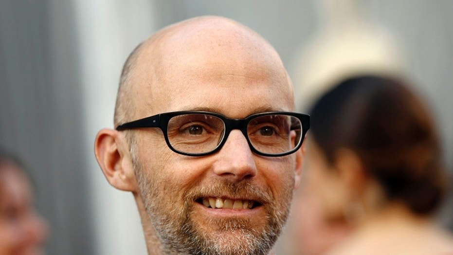 Moby claimed his friends in the CIA asked him to spread the word about President Trump and Russia.