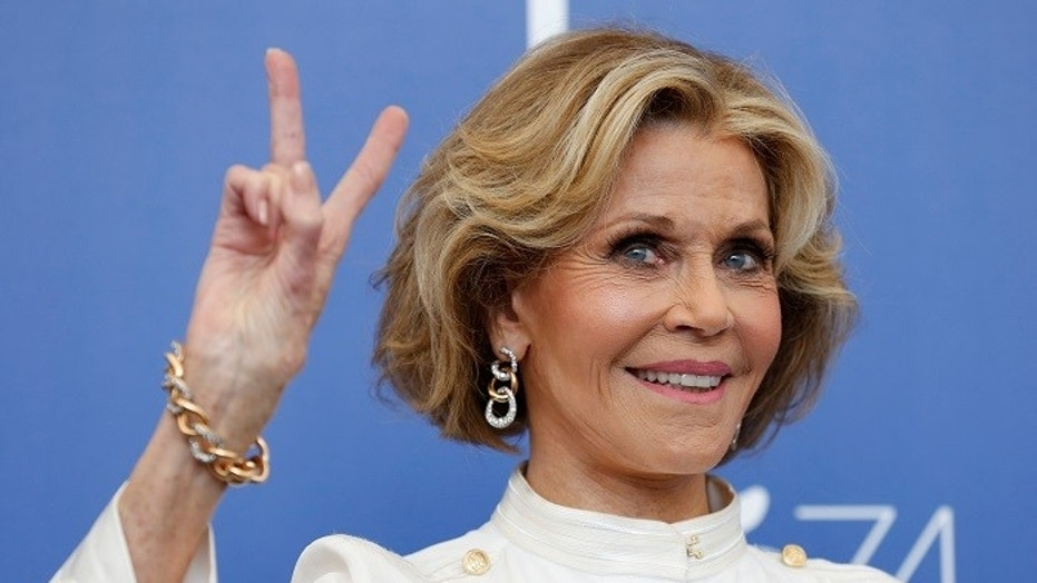 Jane Fonda revealed she had a cancerous growth removed from her lower lip recently.