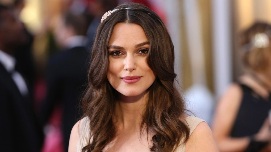 British actress Keira Knightley admits that she prefers to star in period films because female characters are often treated better.