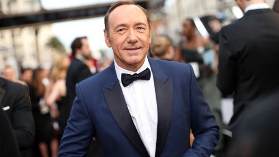 Kevin Spacey Hit With Third Sexual Assault Investigation in London