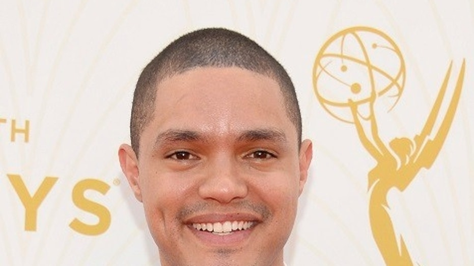 Trevor Noah questions Trump's health following his first physical as president