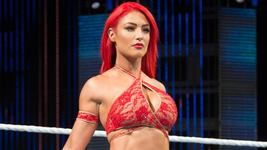 WWE star Eva Marie wrote in a new essay about her struggle with alcoholism.