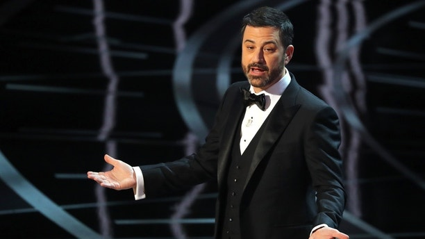 89th Academy Awards - Oscars Awards Show - Jimmy Kimmel host. REUTERS/Lucy Nicholson - HP1ED2R04OHAH