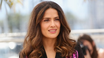 "CANNES, FRANCE - MAY 17:  Salma Hayek attends the ""Hommage Au Cinema D'Animation"" Photocall at the 67th Annual Cannes Film Festival on May 17, 2014 in Cannes, France.  (Photo by Vittorio Zunino Celotto/Getty Images)"