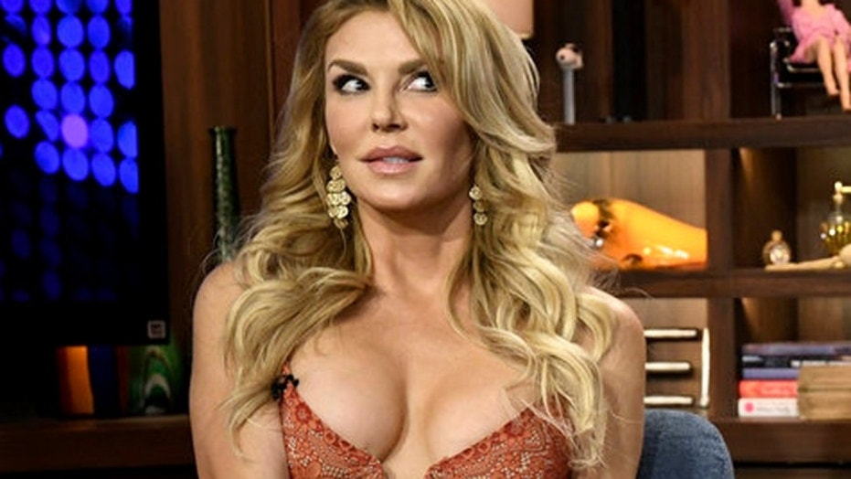 "Brandi Glanville appears on ""Watch What Happens Live."""