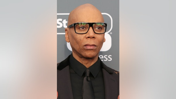 23rd Critics' Choice Awards – Arrivals – Santa Monica, California, U.S., 11/01/2018 – RuPaul. REUTERS/Monica Almeida - HP1EE1C00WTAM