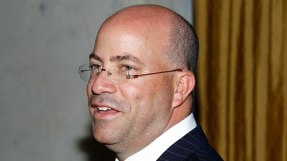 CNN Worldwide President Jeff Zucker employs fewer solo female hosts than his competitors.