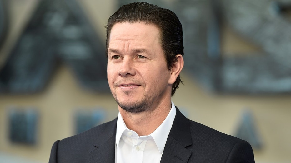 "Mark Wahlberg arrives for world premiere of ""Transfomers, The Last Night,"" in central London, June 18, 2017."