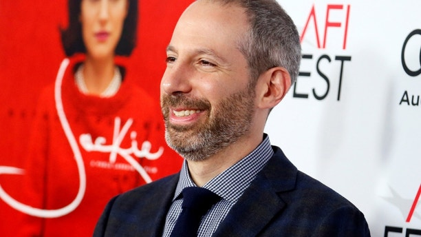 """Noah Oppenheim poses at a screening of """"JACKIE"""" as a part of AFI Fest in Los Angeles, California, U.S. November 14, 2016."""
