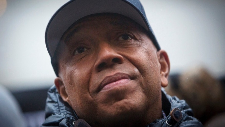 Russell Simmons Accused of Rape, Sued for $5 Million