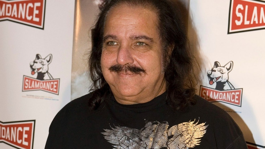 "FILE 2009: Actor Ron Jeremy attends the premiere of the movie ""Finding Bliss"" at the Slamdance Film Festival in Park City."