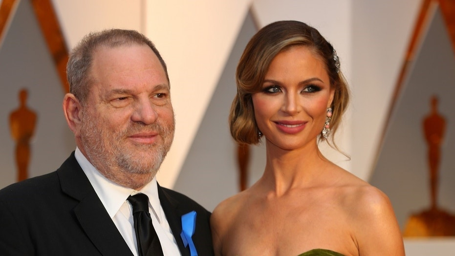Marchesa, led by Harvey Weinstein's estranged wife Georgina Chapman, cancels NYFW show