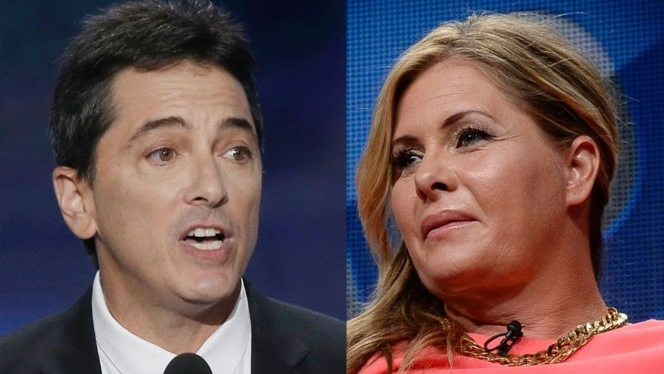 Scott Baio, left, is denying Nicole Eggert's claims that he sexually abused her when she was a minor.