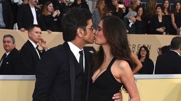 John Stamos and Caitlin McHugh get hitched