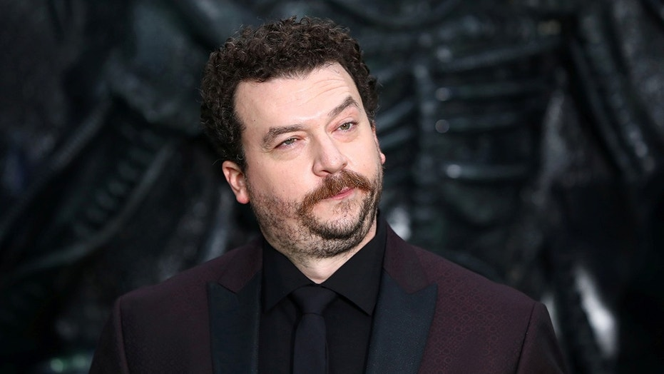 Actor Danny McBride poses for photographers at the World Premiere of 'Alien: Covenant' in London, Britain May 4, 2017. REUTERS/Neil Hall - RC1DEB047030