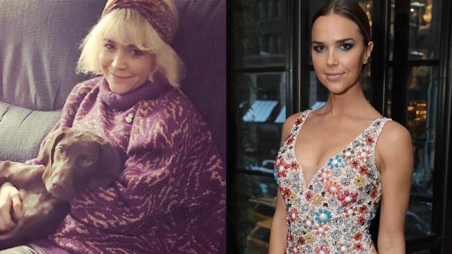 Actress Arielle Kebbel (right) asked fans for help finding her sister Julia (left) who has gone missing.