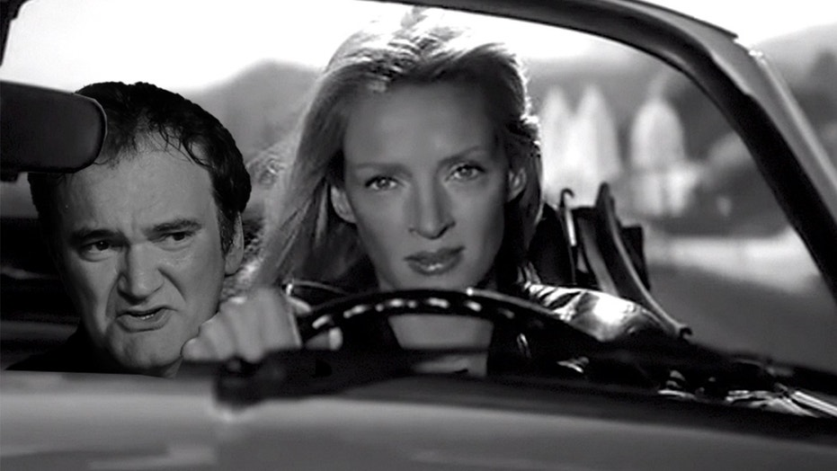 "Quentin Tarantino said he did not force Uma Thurman to drive a car in a stunt-gone-wrong in the 2003 film ""Kill Bill."""