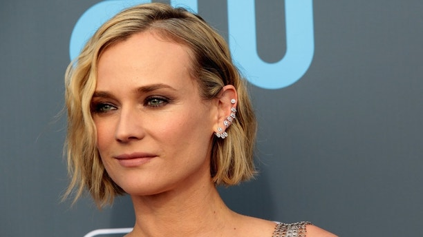 23rd Critics' Choice Awards – Arrivals – Santa Monica, California, U.S., 11/01/2018 – Actress Diane Kruger. REUTERS/Monica Almeida - HP1EE1B1TVS7Q
