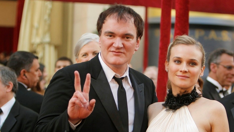 "Diane Kruger defended Quentin Tarantino on Tuesday and said the director treated her with ""utter respect."""