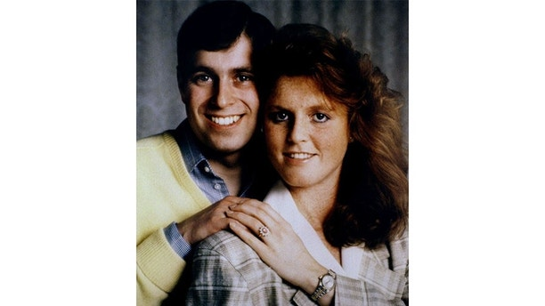 - FILE PHOTO JUNE 1986 - The solicitors of Britain's Duke and Duchess of York, pictured before their 1986 wedding, announced April 16 the couple are to divorce. [The marriage between Queen Elizabeth II's second son Andrew and Sarah Ferguson is likely to be over by May said the statement from the solicitors of both.] - PBEAHUMUADJ