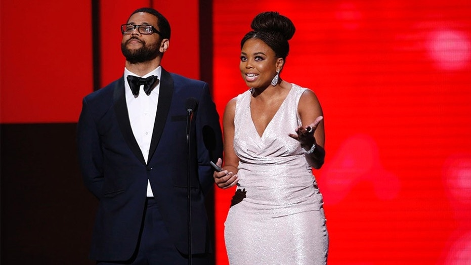 Michael Smith has accused ESPN of muting former co-host Jemele Hill.