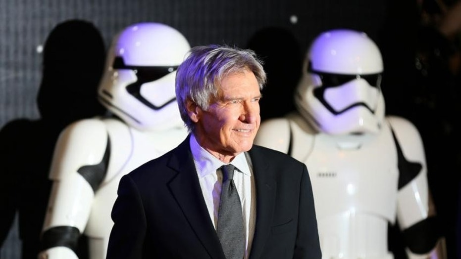 "Harrison Ford gave his insight to actors and producers of the new film, ""Solo: A Star Wars Story."""
