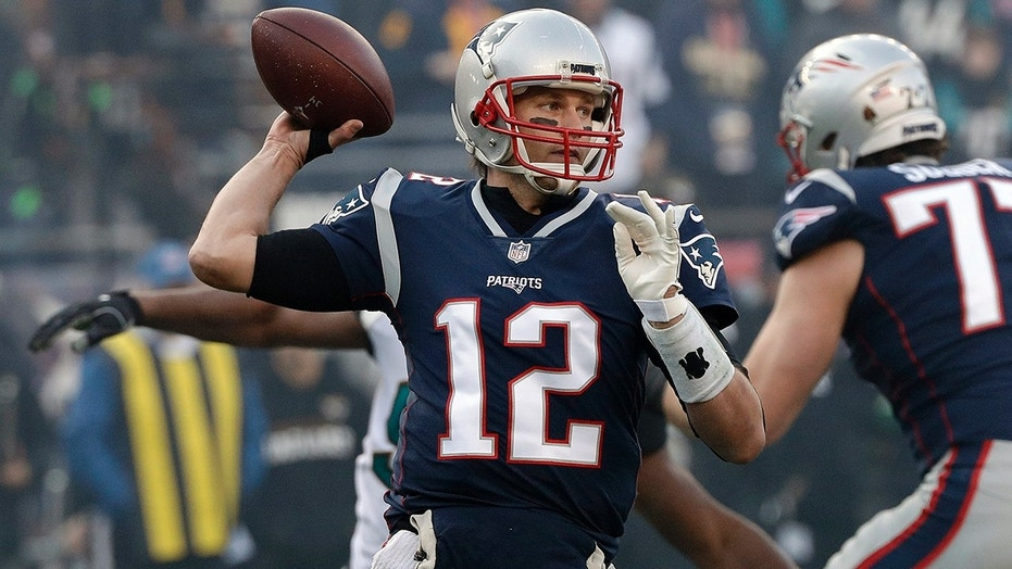 A Boston Herald columnist falsely reported that Tom Brady is upset about his contract.