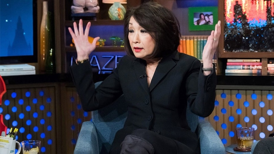"Chung appeared on Bravo's ""Watch What Happens Live With Andy Cohen"" on Feb. 8, 2018. She started as a correspondent for ""CBS Evening News"" in the '70s and has since held positions at NBC, ABC, CNN and MSNBC."