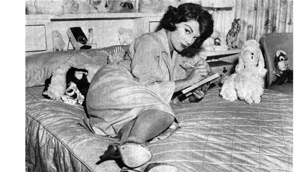 Connie Francis Diary
