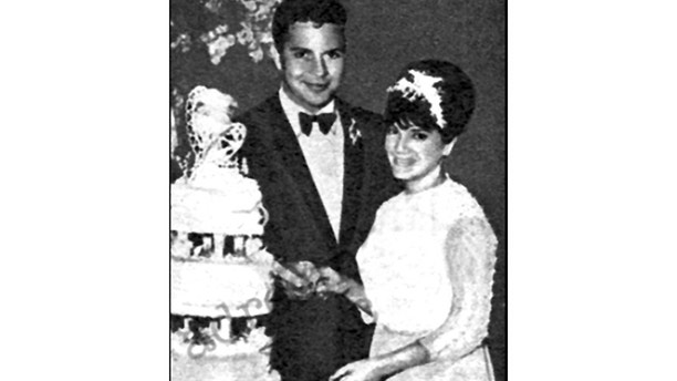Connie Francis First Husband
