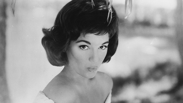 Connie Francis Glamour Shot 1